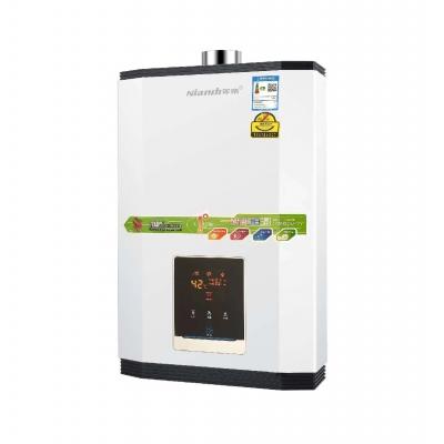 年帝Q12-40白色 燃气热水器数码恒温